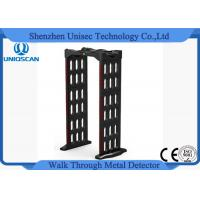 Wholesale Program UM700 24 Zone Portable Walk Through Metal Detector Gate 33 Kind Gramma from china suppliers