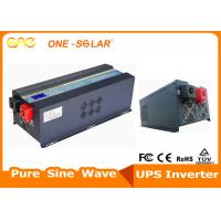 Wholesale OEM Power Inverter Full Sine Wave DC To AC Inverter 220V 230V 240V With Transfer Switch from china suppliers