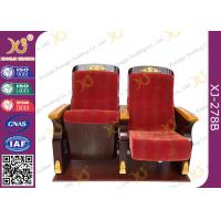 Wholesale Commercial Triangle Arm Conference Room Church Seats / Auditorium Chair from china suppliers