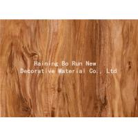 Wholesale Hot Stamping Realistic Wood Grain Film Customised Decorative Pattern from china suppliers