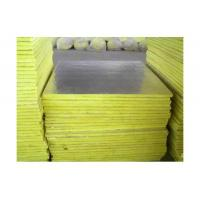 Wholesale High Density Glass Wool Blanket Heat Insulation For Construction Material from china suppliers