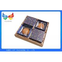 Wholesale Luxury Decorative Gift Boxes 156 Gram , Custom Printing Mooncake Packaging Box from china suppliers