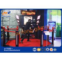 Wholesale 42 Inch Screen HTC Vive Games Virtual Shooting Simulator For Theme Park from china suppliers