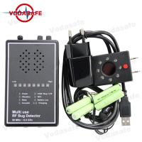 Wholesale 3G 2100MHz Wireless Signal Detector 50MHz - 6.0GHz Detecting Range RF Bug Detector from china suppliers