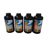 Wholesale UV Curing Ink / Digital Printing Ink For Epson DX5 / DX7 Printhead from china suppliers