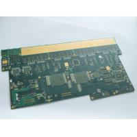 Wholesale HDI Multilayer FR4 PCB Board Layout With ENIG Finish And Buried Via from china suppliers