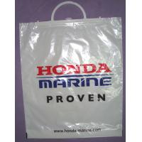 Wholesale White Plastic Bags With Handles from china suppliers