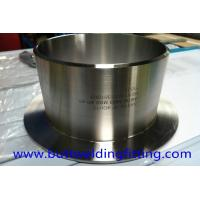 Wholesale UNS S32760 ANSI B16.9 2'' SCH20 Super Duplex Stainless Steel Stub Ends Butt Welded from china suppliers