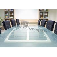 Wholesale 10MM  tempered glass for meeting table from china suppliers