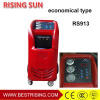 Wholesale Economical type Car used r134a refrigerant recycling machine for workshop from china suppliers