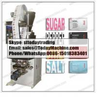 Wholesale Vertical Automatic Sachet bag Sugar/Salt Packing Machine from china suppliers