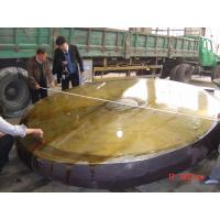Wholesale Heavy Steel Plate Forged Disk Super Alloy 300mm - 3000mm Width from china suppliers