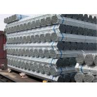 "Wholesale JIS G3454 / BS1387 Galvanized Seamless Steel Pipe , 1""  2"" 3"" 4"" Galvanised Steel Pipe from china suppliers"