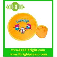 Wholesale foldable nylon frisbee from china suppliers