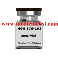 Wholesale HGH Fragment 176-191 2mg Human Growth Hormone Peptide For Fat Loss And Muscle Mass from china suppliers
