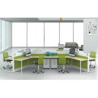 Wholesale New Product in China Cubicle Office Workstation Melamine Partitions Profile Workstation from china suppliers