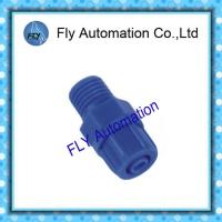 Wholesale Straight Type POM Pneumatic Tube Fittings Screw Tighten from china suppliers