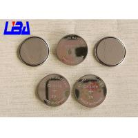 Wholesale 1.7g Lithium Durable Cell CR2016 Button Batteries Coin 3v 90mAh from china suppliers