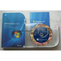 Quality Windows Vista Business RetailBox Software for sale