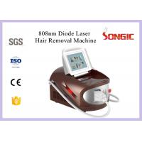 Wholesale Big spot size Professional portable depilation laser 808nm diode laser hair removal devices from china suppliers