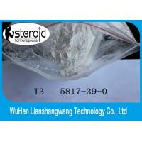 Wholesale USP Thyroid Hormone Triiodothyronine CAS 5817-39-0 REVERSE T3 For Normal Metabolism from china suppliers