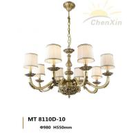 Wholesale Heavy Warm White Pendant Chandelier Lighting Vintage Drop Lights For Lobby from china suppliers