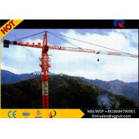Wholesale Building Tower Crane Self - Erecting Hammer Head With Electric Box Schneider from china suppliers