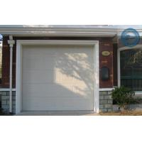 Wholesale Electric Automatic Overhead Garage Doors White Wood Grain For Villa from china suppliers