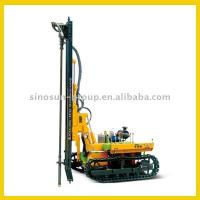 Quality Crawler Drilling Rig(Depth 18-40m) KY130 for sale
