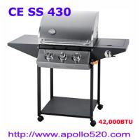 Quality Wholesale Gas Barbecue Grill for sale