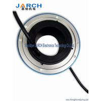 Quality Conductive Through Bore Slip Ring 70mm With 24 Wires Contact Slip Ring Assemblies for sale