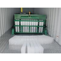 Wholesale Multi Function Containerized Block Ice Machine With CE / ISO9001 from china suppliers