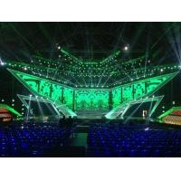 Wholesale Roofing Grand Support Aluminium Stage Truss Apply To Night Club And DJ Centers from china suppliers