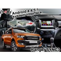 Wholesale Ford Ranger SYNC 3 Car Navigation Box With Android 5.1 4.4 WIFI BT Map Google apps from china suppliers