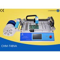 Wholesale Vision Camera Smd Pick And Place Machine , All In One Smt Production Line from china suppliers