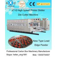 Wholesale Energy-Saving Slotting Die-Cutting Flexo Label Printing Machine 18.5kw - 30kw from china suppliers