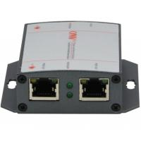 Wholesale 10 / 100M Ethernet PoE Repeater Extender 0 dB For HD Monitor Transmission from china suppliers