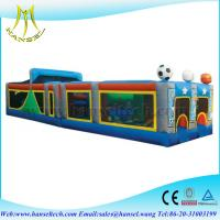 Hansel preschool outdoor play equipment,obstacle sport game for children
