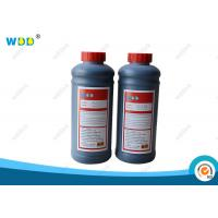 Waterproof 1000Ml Black DOD Coding Ink Jet Coders Batch Printing Oil Based for sale