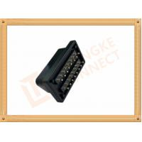 Wholesale PVC Male Nickel Obd 16 Pin Connector SOM035A For Automotive from china suppliers