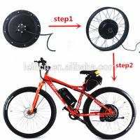 Wholesale 50km / H High Speed Light Fat Bike , Fat Tires Bike Lithium Battery from china suppliers