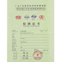 Guangzhou HongCe Equipment Co., Ltd. Certifications