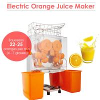 Wholesale High Output Industrial Orange Juicer Machine Lemon Squeezer With Auto Pulp Removal from china suppliers
