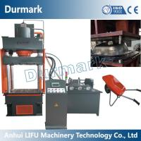 Wholesale China best sale 4column hydraulic embossing matel machine from china suppliers