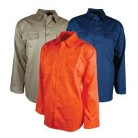 Quality OEM/ODM/private label Summer Shirt Workwear--Both Short Sleeve and Long Sleeve Available for sale