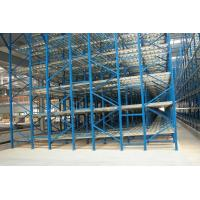 Wholesale filo basis stock gravity flow Industrial Pallet Racks with steel zinc roller from china suppliers