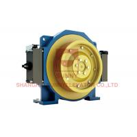 Wholesale Elevator Traction Motor / Gearless Lift Traction Machine Load 630~1150kg from china suppliers