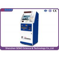 Wholesale Indoor and Outdoor Automated Parking Payment Systems with Self Payment Kiosk from china suppliers