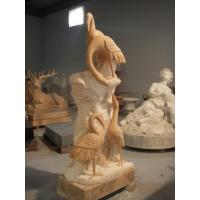 Wholesale Animal marble sculpture from China from china suppliers