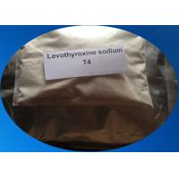 Levothyroxine Sodium For Weight Loss